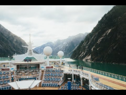 Alaska Cruise on Explorer of the Seas - Full Video {2017}
