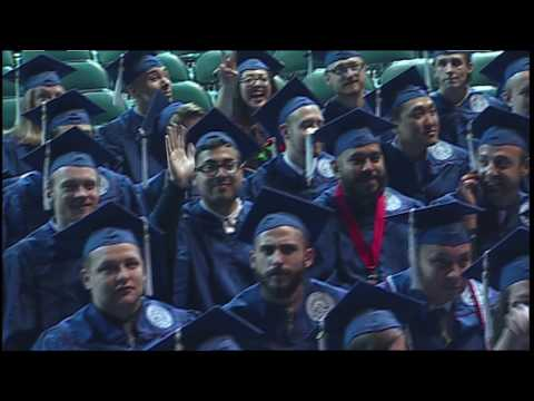 MSU Denver Commencement – Spring 2017 Morning Ceremony