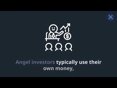 What is an Angel Investor? | startupXchange