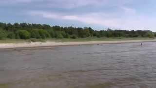 Krapi camping and beach.Häädemeeste,Pärnu County.Estonia.