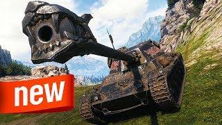 Lansen C - The Wolf of Odin - World of Tanks Gameplay