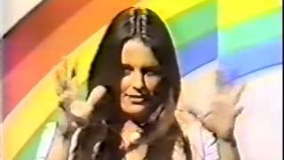 Raridade ! TV Globinho -- Paula Saldanha + Barba Papa