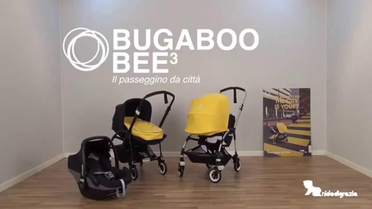 Passeggino Bugaboo Bee 3 - YouTube | 1280 x 720 jpeg 45kB