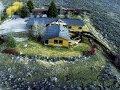 Wyoming landslide splits home in two, creeps towards resort town