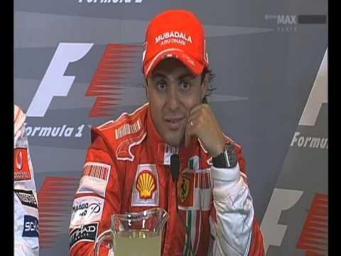 Monaco 2008 F1 GP Press Conference