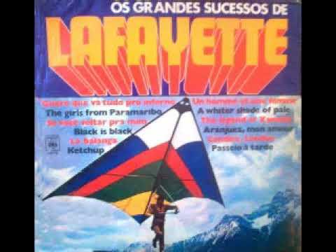 Lafayette os grandes sucessos 1977