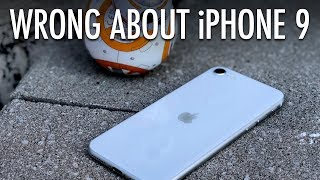 Why They're WRONG About iPhone 9