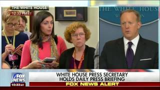 Spicer says Trump has no concerns about Mar-a-Lago trips