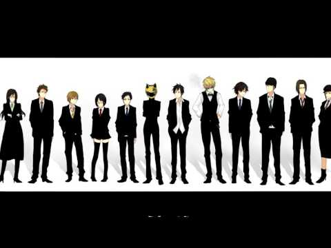 ROOKiEZ is PUNKD  Complication Durarara OP