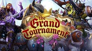 Hearthstone (The Grand Tournament) Arena Meta Analysis - Part 1