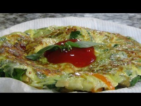 Omelette from somalia