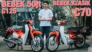 Download Mp3 Bebek Paling Mahal Vs Bebek Klasik C70 - Honda Super Cub - #385