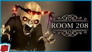 Room 208 | Horror Puzzle Game | PC Gameplay Walkthrough