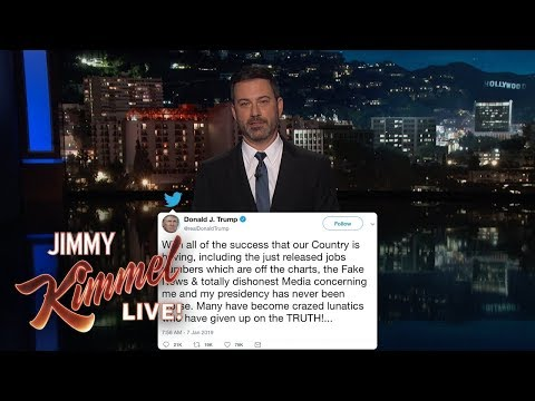 Jimmy Kimmel Has Not Been Entirely Truthful