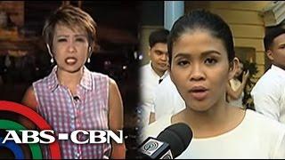 TV Patrol: Melai bilang Doris Bigornia sa