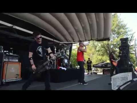 Within Reason - Rockstar Energy Drink Uproar Festival 2014