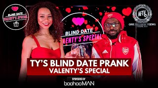 (Must Watch) TY's Blind Date Prank | Valenty's Special Ft. Yasmin