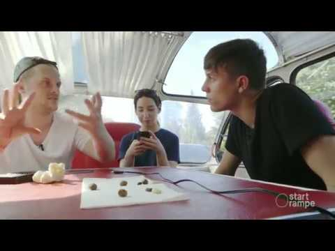 Loïc Nottet -- Interview en anglais (2015)