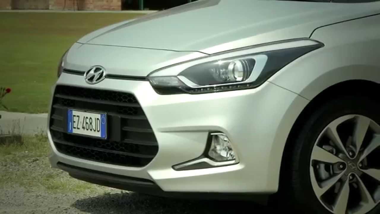 Hyundai i20 coup new video
