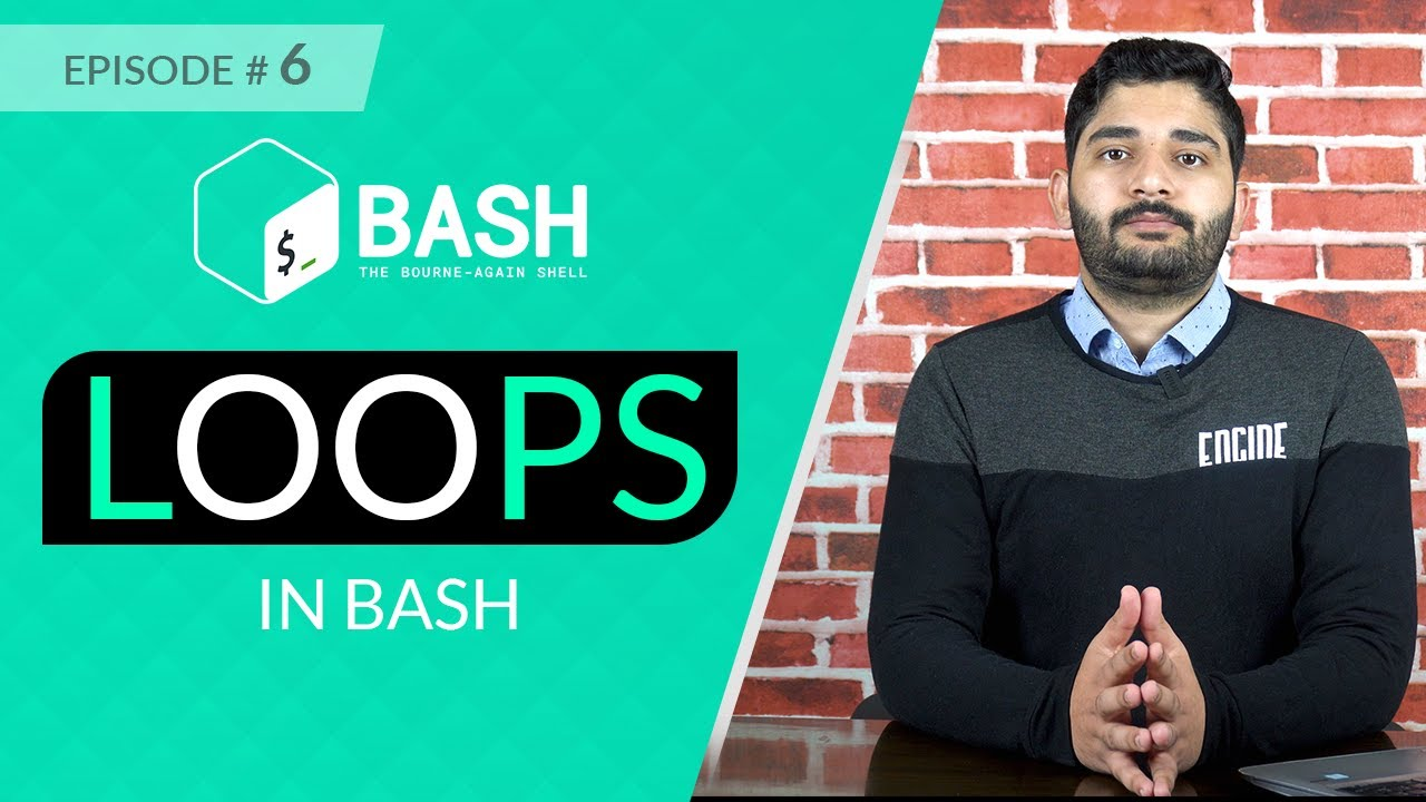 Bash Loops {For, Until and While Loops}
