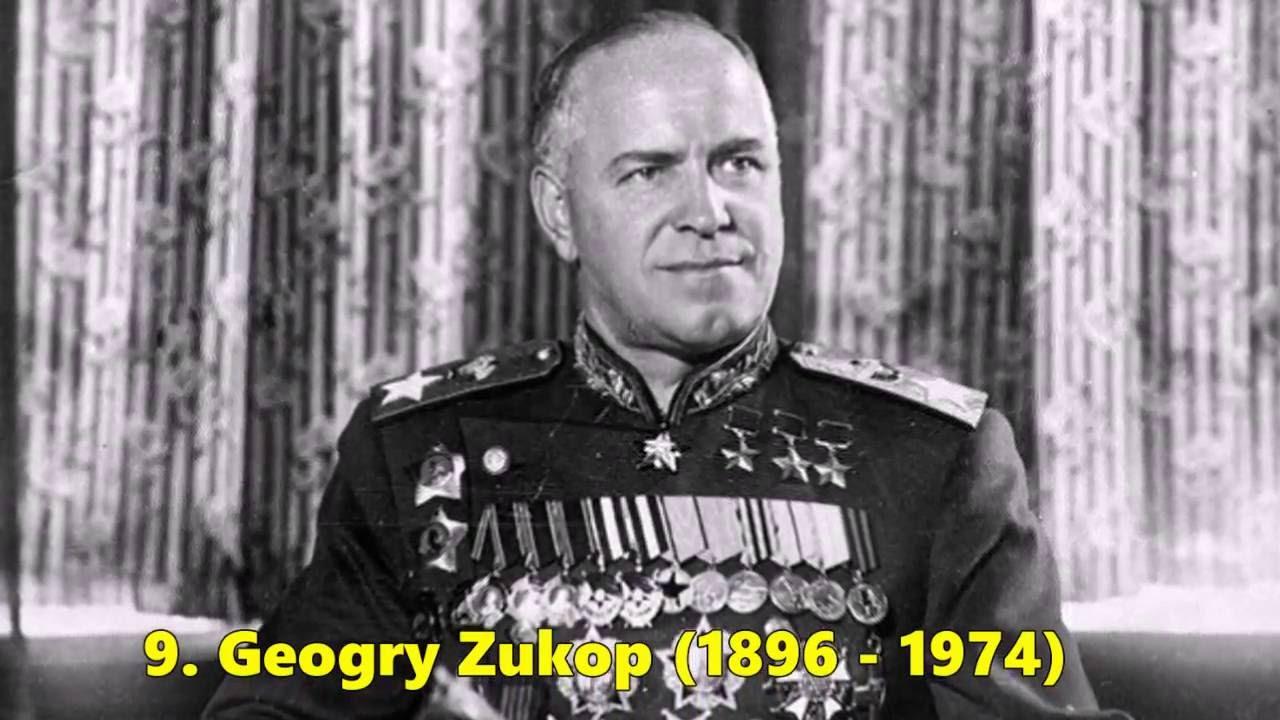 TOP 10 Danh Tướng Vĩ Đại Nhất Thế Giới - Những Vị Tướng Tài Giỏi Nhất Mọi  Thời Đại