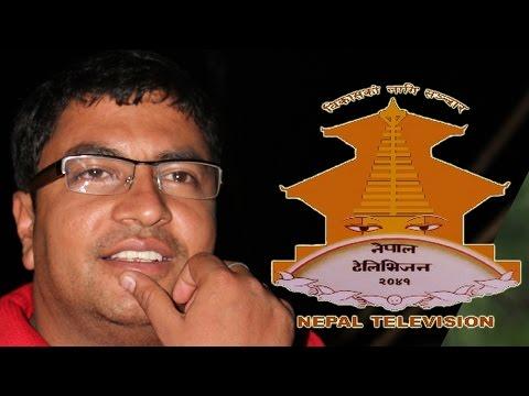 Nepal Television- Interview-  Psychologist Basu Acharya