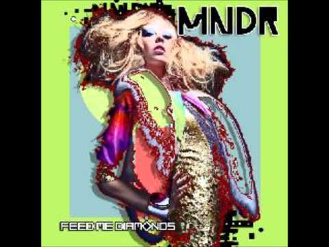 MNDR - Burning Hearts