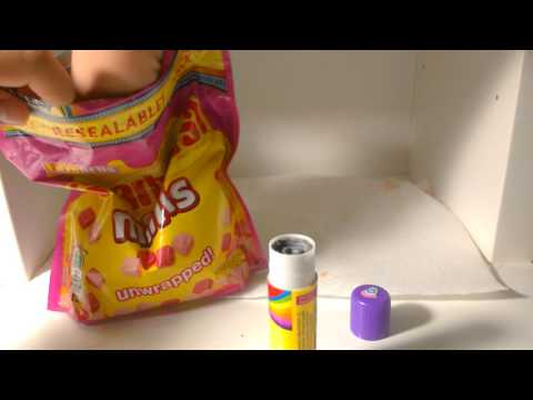How To Make A Starburst Gluestick!!!!!!!!!