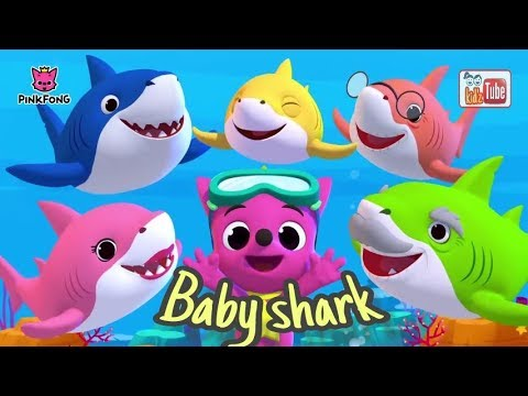 Baby Shark Dance - Lagu Anak Lucu