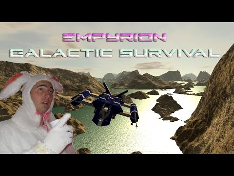 Empyrion Galactic Survival Planetary Landing