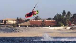 pro kite brasil - Like Two Drops Of Water- Gisela Pulida   Paula Novotna