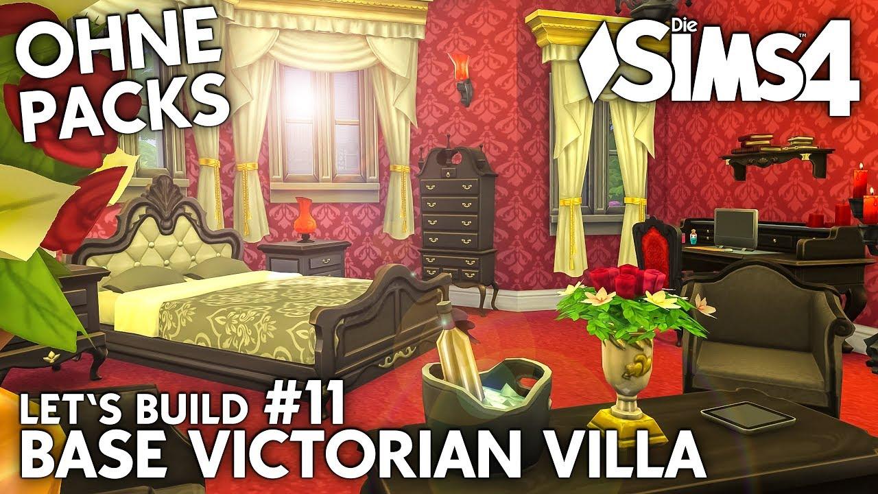 Teen Schlafzimmer Die Sims 4 Haus Bauen Ohne Packs Base