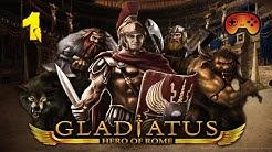 Gladiatus #01 Was ist Gladiatus? - Gameplay - German - Gladiatus - Tutorial - Gameforge