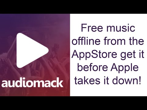 App Review 3 - Free Music! (audiomack)