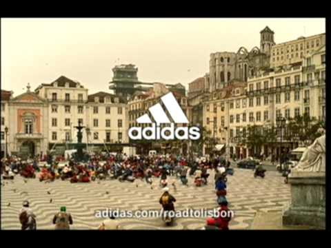 Adidas - Road to Lisbon Commercial (ORIGINAL)