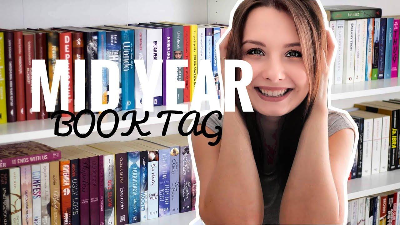 Co czytałam, gdy mnie nie było? // MID YEAR FREAK OUT BOOK TAG 2019!