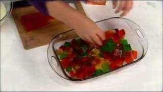 Jell-o Mosaic Dessert Bars
