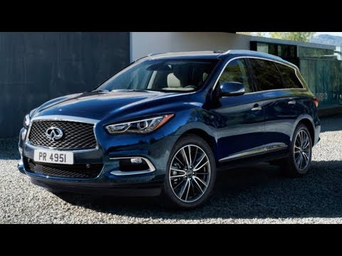 INFINITI QX60 2019 Car Review