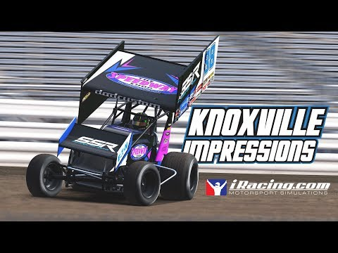 iRacing: Knoxville Impressions (All Cars)
