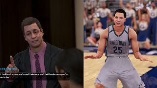 Download Video NBA 2K16 My Career | Ben Simmons Balls Out In National Championship, But His Agent Is A Liar MP3 3GP MP4