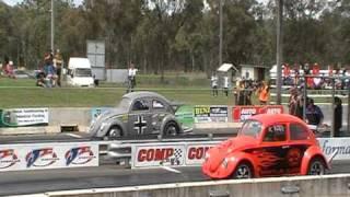 VW Drag racing - Warwick 2010 - El Loco Gringo