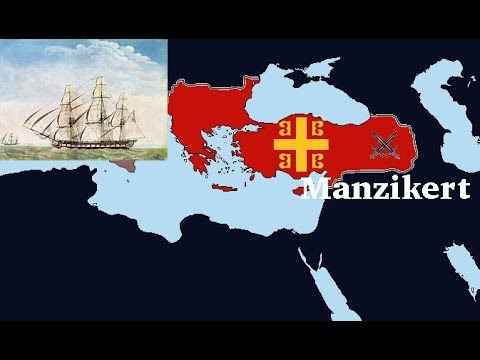 What if the Byzantine Empire Survived?
