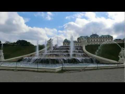 Wien HE Schloss Schönbrunn- Belvedere