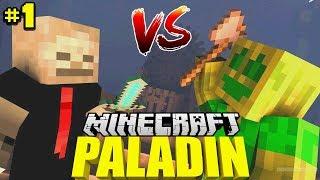 DAS wird zu EINFACH?! - Minecraft PALADIN #1 [Deutsch/HD]