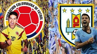 COLOMBIA VS URUGUAY EN VIVO