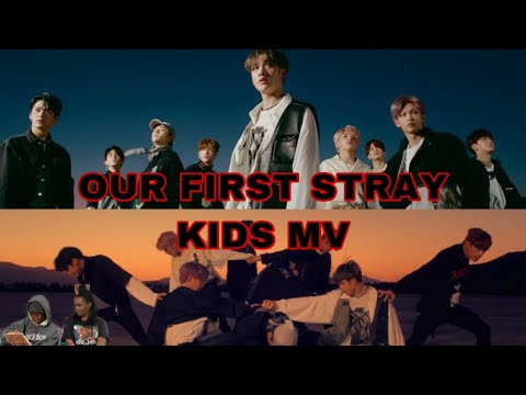 STRAY KIDS DOUBLE KNOT REACTION (FIRST TIME LISTENING TO STRAY KIDS!!!)