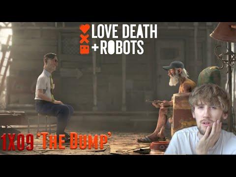Love, Death + Robots Season 1 Episode 9 - 'The Dump' Reaction