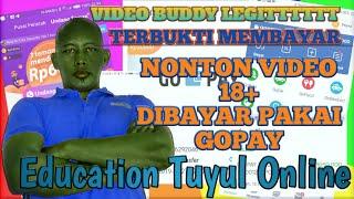 NONTON VIDEO 18++ DIBAYAR PAKAI GOPAY