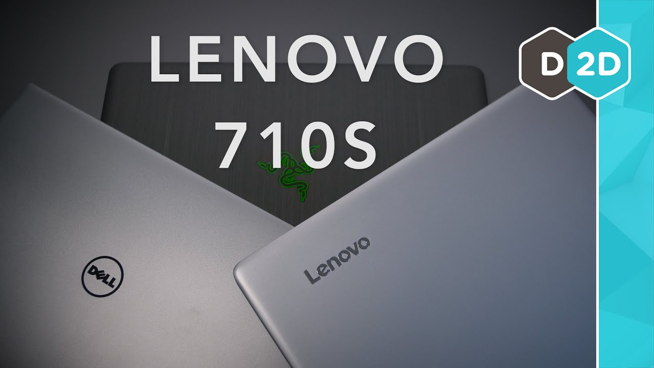 Lenovo Ideapad 710S Review – A Cheap and Thin Laptop!