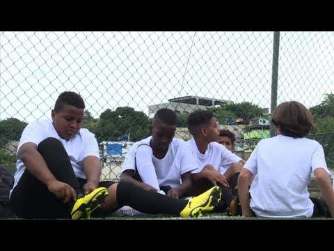 Brazil's scouts search for future Neymars